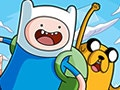 Adventure Time Frosty Fight
