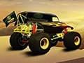 Monster Truck Super Hero