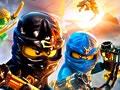 LEGO Spinjitzu Snakedown