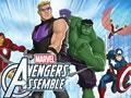 Avengers Assemble Tower Rush